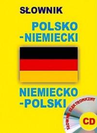 Słownik polsko-niemiecki, niemiecko-polski - okładka podręcznika