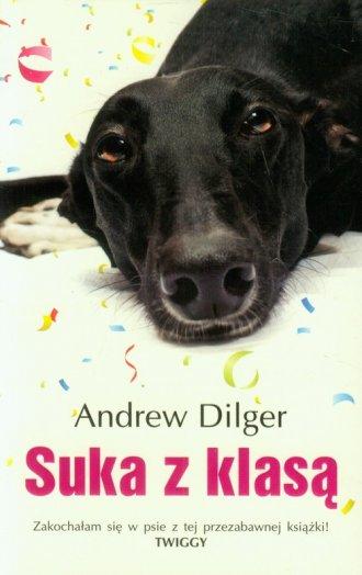 Suka z klasą - okładka książki