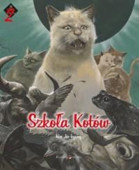 Szkoła Kotów 2 - okładka książki