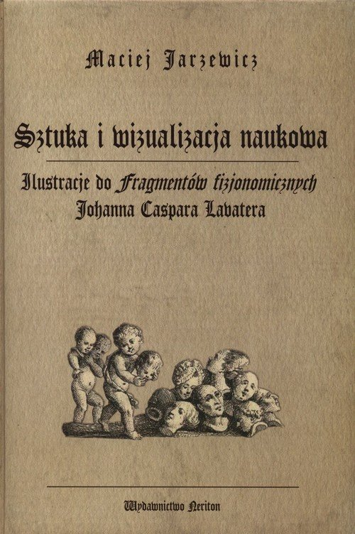 Sztuka i wizualizacja naukowa. - okładka książki