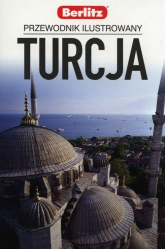 Turcja. Przewodnik ilustrowany - okładka książki