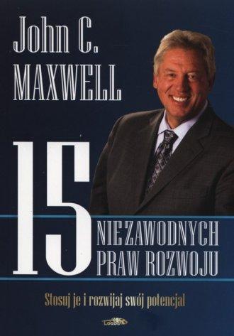 15 niezawodnych praw rozwoju - okładka książki