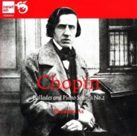 Ballades & Piano Sonata No. 2 - okładka płyty