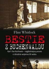 Bestie z Buchenwaldu. Karl i Ilse - okładka książki
