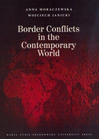 Border Conflicts in the Contemporary - okładka książki
