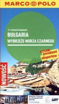 Bułgaria. Wybrzeże Morza Czarnego. Przewodnik z atlasem drogowym - okładka książki