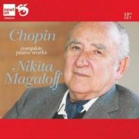Complete Piano Works - okładka płyty