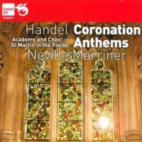 Coronation Anthems - okładka płyty