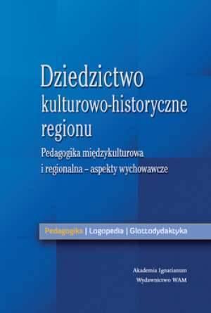 Dziedzictwo kulturowo-historyczne - okładka książki