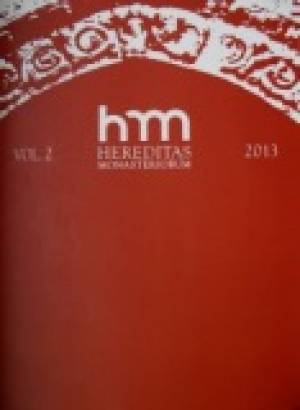 Hereditas Monasteriorum Vol. 2 - okładka książki