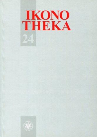 Ikonotheka. Prace Instytutu Historii - okładka książki
