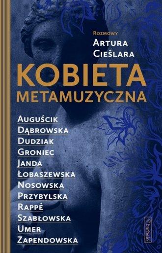 Kobieta metamuzyczna - okładka książki