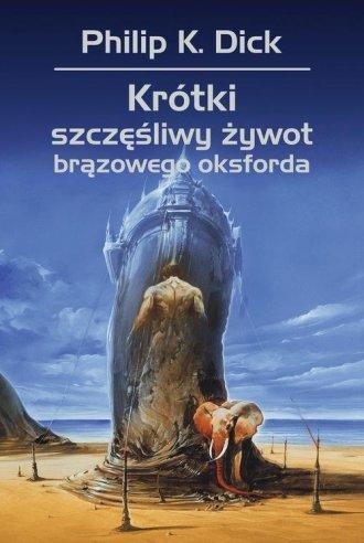 Krótki szczęśliwy żywot brązowego - okładka książki