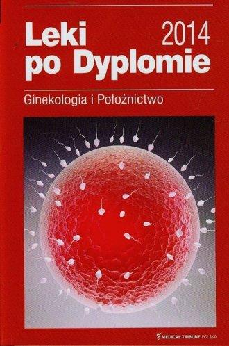Leki po Dyplomie 2014. Ginekologia - okładka książki