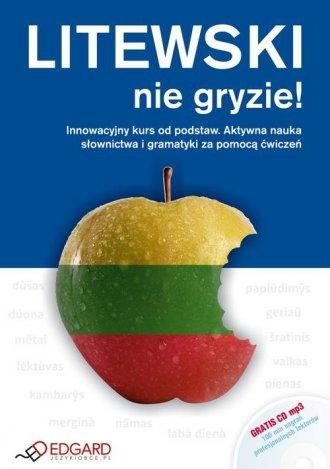 Litewski nie gryzie! (+ CD) - okładka podręcznika