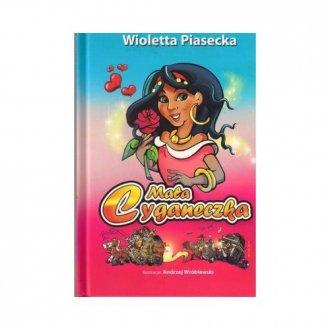 Mała Cyganeczka - okładka książki