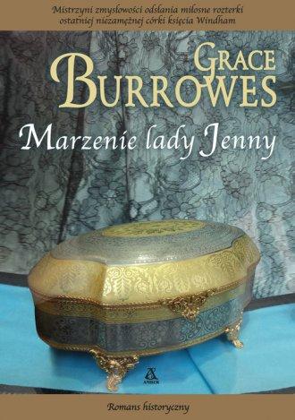Marzenia lady Jenny. Seria: Romans - okładka książki