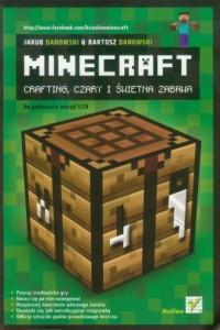 Minecraft. Crafting, czary i świetna zabawa - okładka książki