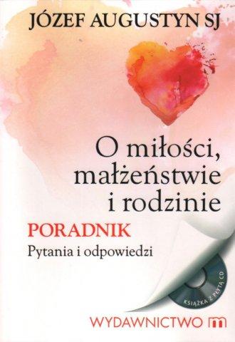 O miłości, małżeństwie i rodzinie - okładka książki