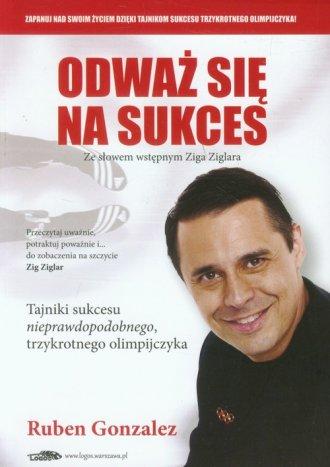 Odważ się na sukces - okładka książki