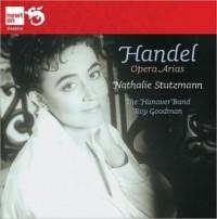 Opera Arias - okładka płyty