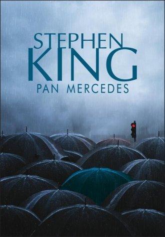 Pan Mercedes - okładka książki