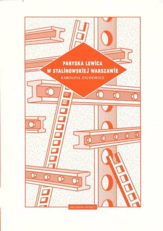 Paryska lewica w stalinowskiej - okładka książki