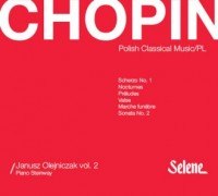 Piano Recital vol. 2 - okładka płyty