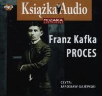 Proces - pudełko audiobooku