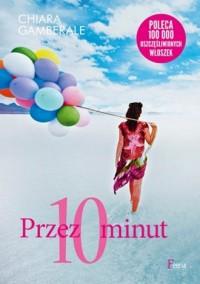 Przez 10 minut - okładka książki