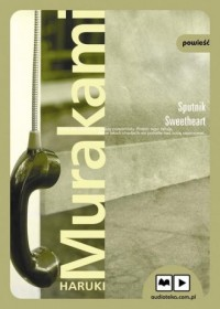 Sputnik Sweetheart (CD mp3) - pudełko audiobooku