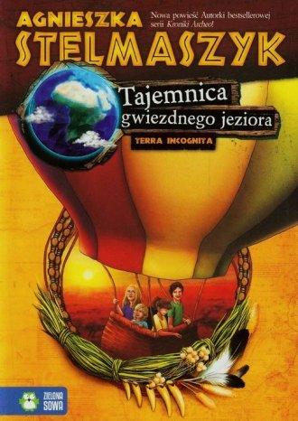 Terra Incognita. Tajemnica gwiezdnego - okładka książki