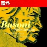 Violin Sonatas No. 1 & 2 - okładka płyty