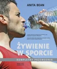 Żywienie w sporcie. Kompletny przewodnik - okładka książki