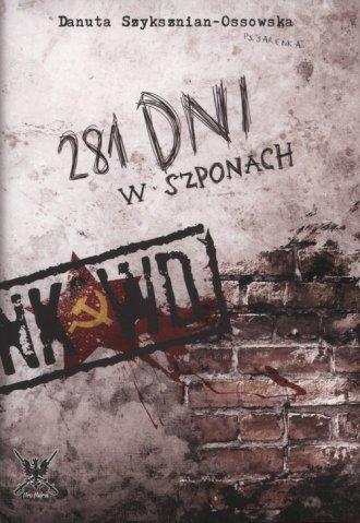 281 dni w szponach NKWD - okładka książki