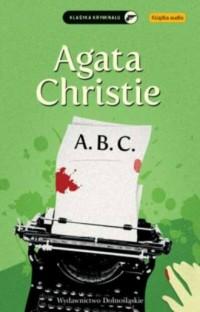 ABC. Seria: Klasyka kryminału (CD - pudełko audiobooku