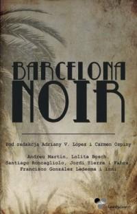 Barcelona Noir - okładka książki