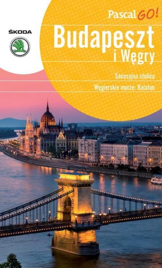 Budapeszt i Węgry. Pascal GO - okładka książki