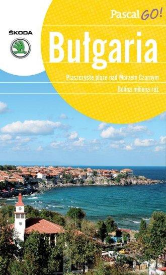 Bułgaria. Pascal GO - okładka książki