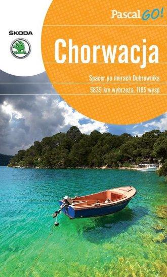 Chorwacja. Pascal GO - okładka książki