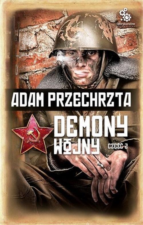 Demony wojny cz. 2 - okładka książki