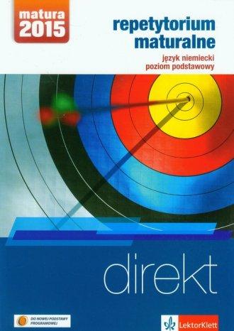 Direkt. Język niemiecki. Repetytorium - okładka podręcznika