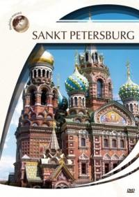 Sankt Petersburg. Podróże marzeń - okładka filmu