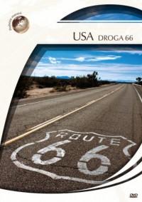 DVD PM USA Droga 66 - Wydawnictwo - okładka filmu