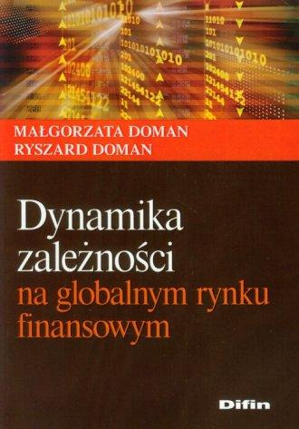 Dynamika zależności na globalnym - okładka książki