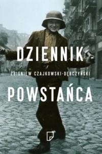 Dziennik Powstańca - okładka książki