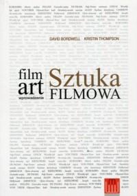 Film art sztuka filmowa. Wprowadzenie - okładka książki