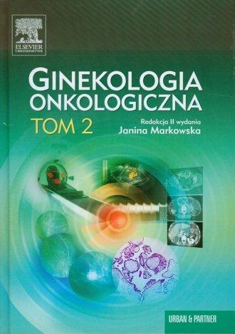 Ginekologia onkologiczna.Tom 2 - okładka książki