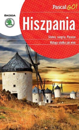 Hiszpania. Pascal GO - okładka książki