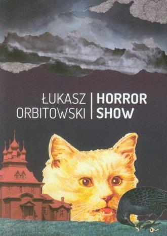 Horror Show - okładka książki